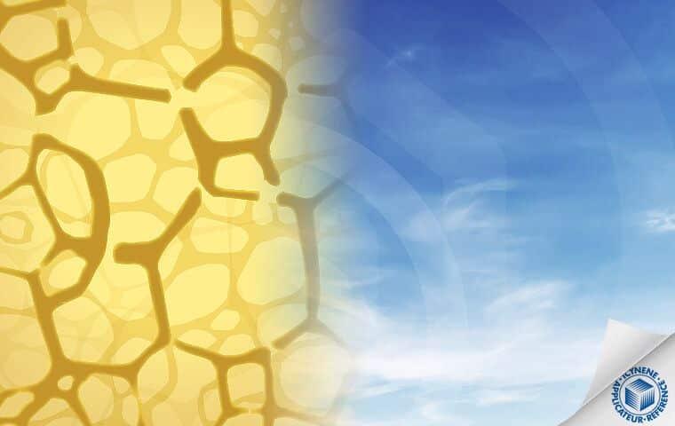 mousse-isolante-cellules-ouvertes